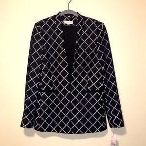 Katherine Kelly blazer Jacket sz 8 NWT